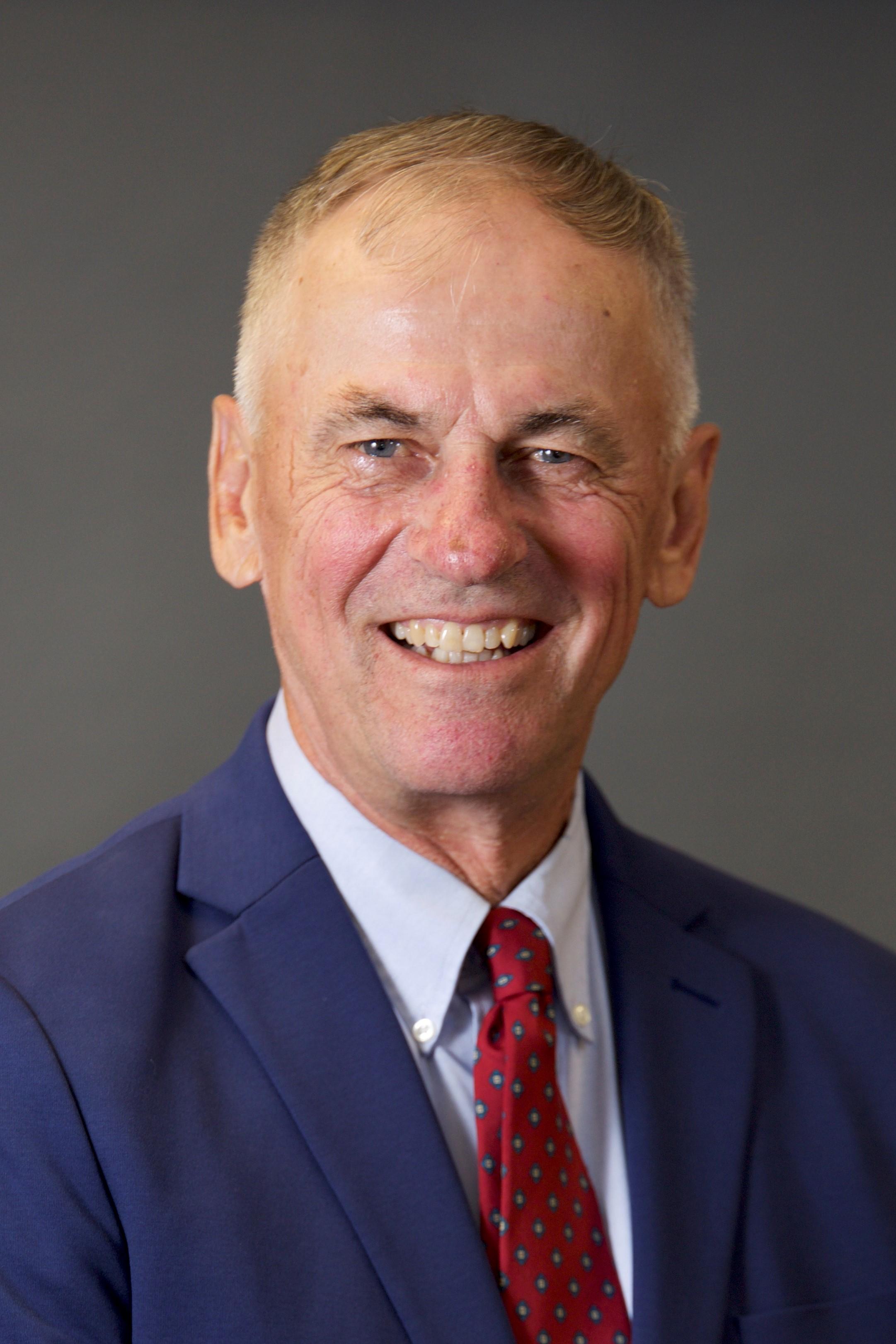 Donald E. Crispell - Headshot