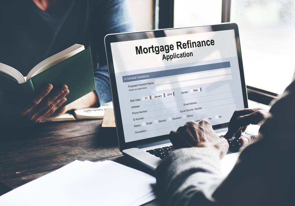 dos home mortgage refinance