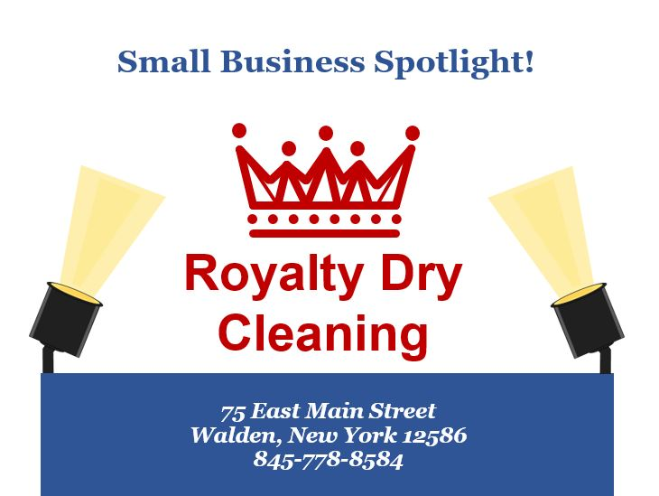 royalty dry cleaning