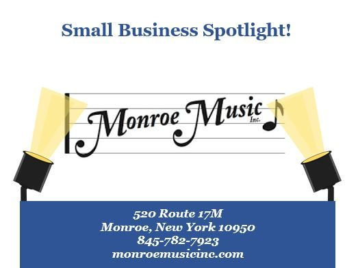 Small Business Spotlight: Monroe Music