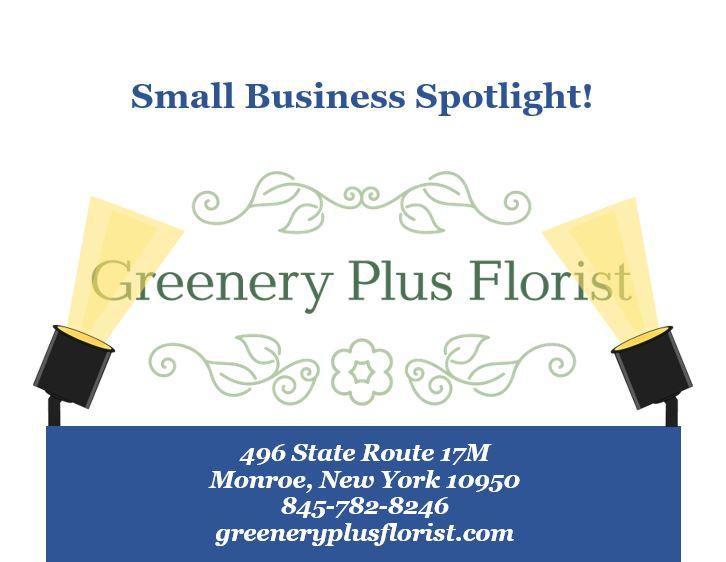 Small Business Spotlight: Greenery Plus Florist