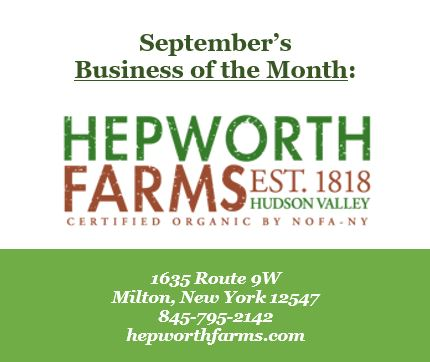 September Business of the Month Hepworth Farms