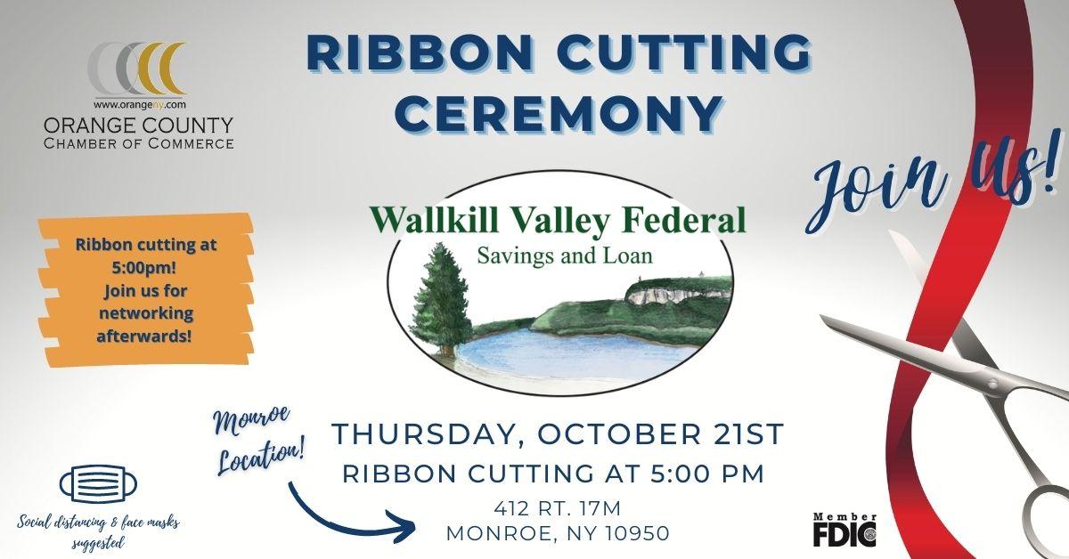 Monroe Ribbon Cutting Oct 21 5pm